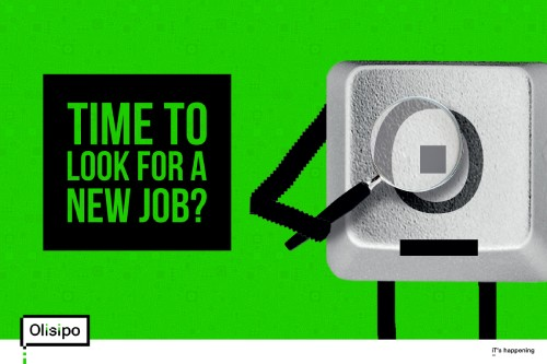 Look Job Ad Olisipo